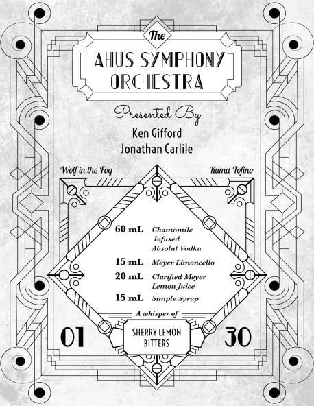 Ahus Symphony Orchestra B&W